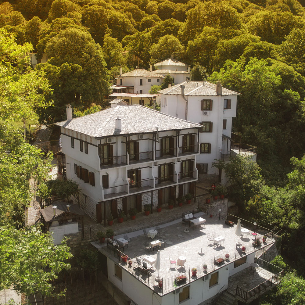 konaki traditional hotel tsagarada pelion accommodation
